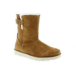 Birkenstock - Brown Nut Westford Womens Boots