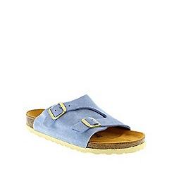 Birkenstock - Blue Blue Shadow Zurich ladies sandal