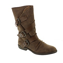 Blowfish - Brown 'Alms' boots