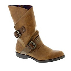 Blowfish - Brown Whiskey 'Old Ranger Amanda' ladies boot