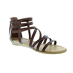 Blowfish - Brown 'Belona' ladies casual sandals