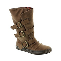 Blowfish - Brown Blowfish Coffee Texas 'Olin' Women's Boots