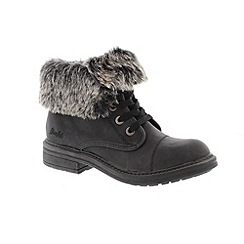 Blowfish - Black 'Farina' womens boots