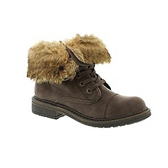 Blowfish - Brown 'Farina' womens boots