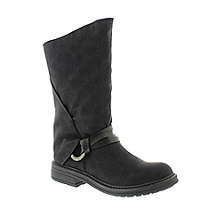 Blowfish - Black 'Texas Fenni' ladies boot