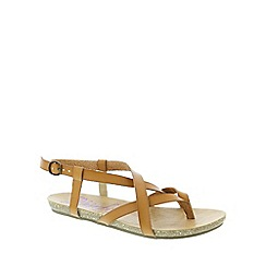 Blowfish - Tan Desert Sand 'Granola' strappy sandals