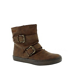 Blowfish - Brown coffee 'Octave' ladies winter boots