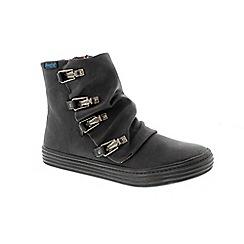 Blowfish - Black 'Ohmy' Women's Ankle Boots