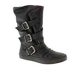 Blowfish - Black 'olin' ladies winter boots