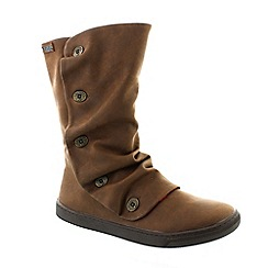 Blowfish - Brown Coffee 'Precise' ladies boots