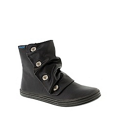 Blowfish - Black 'rabbit' ladies winter boots