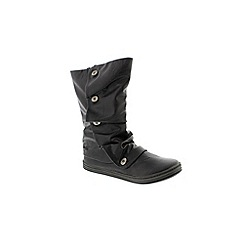 Blowfish - Black 'Raton' ladies boot
