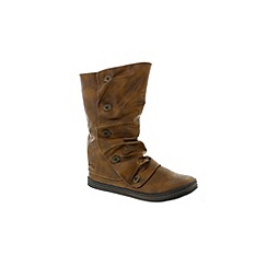 Blowfish - Brown 'Whiskey Raton' ladies boot