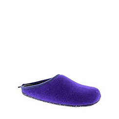 Camper - Purple 'Wabi' mens slippers