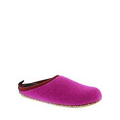 Camper - Bright purple 'Wabi' ladies slipper