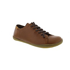 Camper - Brown Leather 'Peu Cami' shoes