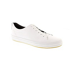 Camper - White 'Hoops' trainers