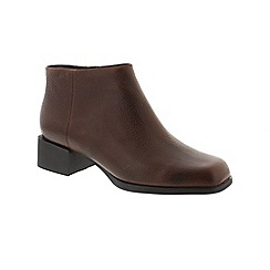 Camper - Brown 'Kobo' ankle boots