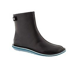 Camper - Black 'Beetle' womens ankle boot