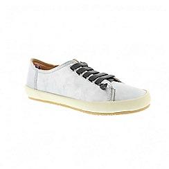 Camper - Grey medium borne ladies shoe