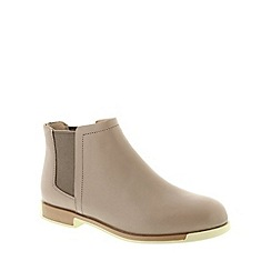 Camper - Beige Camper Beige Bowie Womens Ankle Boots
