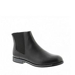 Camper - Black Black Bowie K400023 - 001 ladies boots