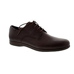 Camper - Brown 'George' men's lace up shoes