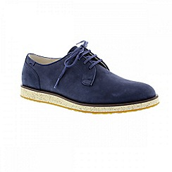Camper - Blue 'Magnus' men's lace up shoe