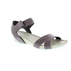 Camper - Light pastel grey 'Micro' womens sandals