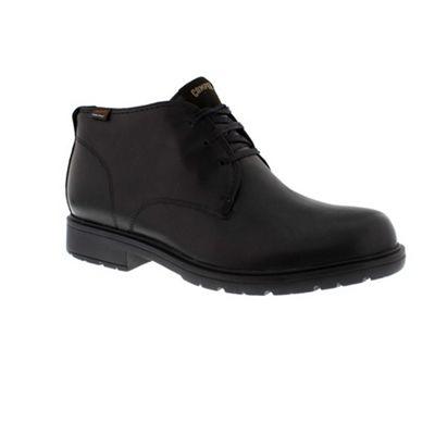 Camper Black ´Mil´ men´s lace up boot - . -