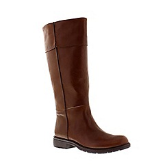 Camper - Brown 'Mil' women's tall boot