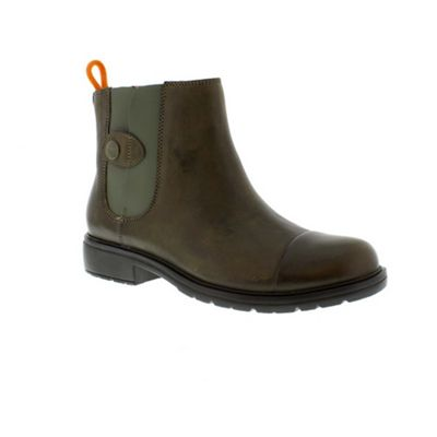 Camper Khaki ´Mil´ women´s ankle boot - . -
