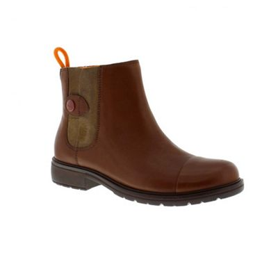 Camper Brown ´Mil´ women´s boot - . -