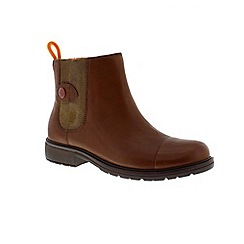 Camper - Brown 'Mil' women's boot
