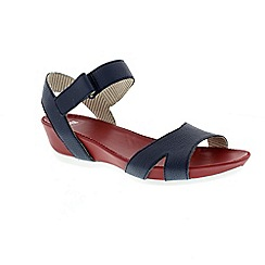 Camper - Dark blue 'mico' womens sandals