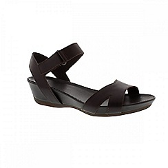 Camper - Dark brown 'mico' womens sandals