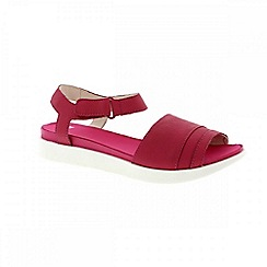 Camper - Bright pink 'Miri' womens sandals