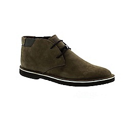 Camper - Green morrys mens boots