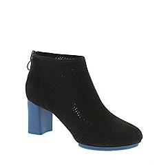 Camper - Black Camper Black 'Myriam' Women's Ankle Boots