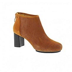 Camper - Medium brown myriam ladies boot