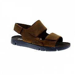 Camper - Brown 'Oruga' mens sandals