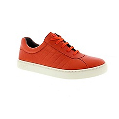 Camper - Orange 'pelotas 87 mens trainers