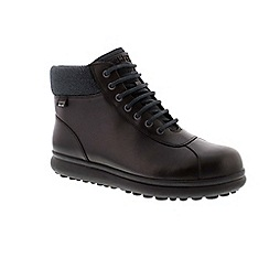 Camper - Black multicolour pelotas protect mens boot