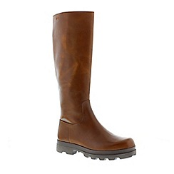 Camper - Brown '1980' womens boots