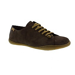 Camper - Dark Brown 'Camper' mens shoes