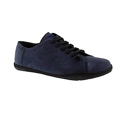 Camper - Blue 'peu cami' men's trainer