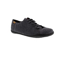Camper - Dark blue 'Peu' mens casual shoe