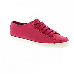 Camper - Bright pink 'Peu' womens trainers