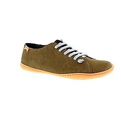 Camper - Brown 'Peu' womens casual shoe