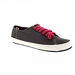 Camper - Dark grey 'Peu' womens trainers